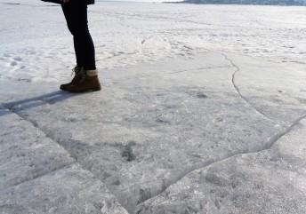 Sobre el río Volga