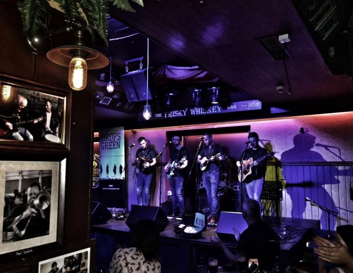 Irish music con firma 2